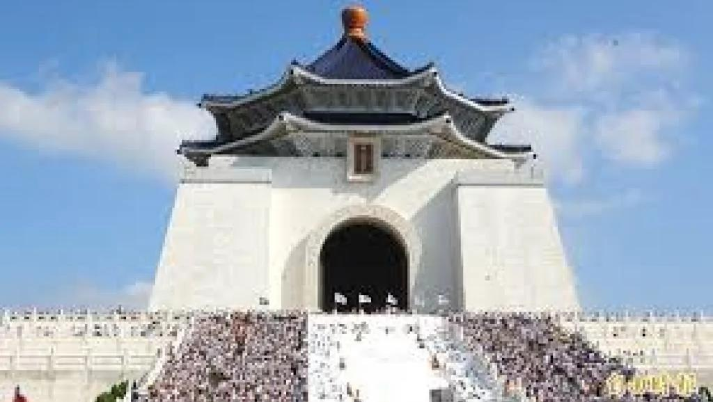 纪念228事件70周年台湾官方拿中正纪念堂开刀