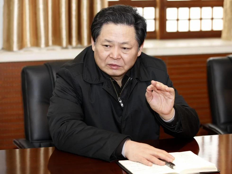 中共3名省部级官员被审判 安徽淮南四任市委书记都落马