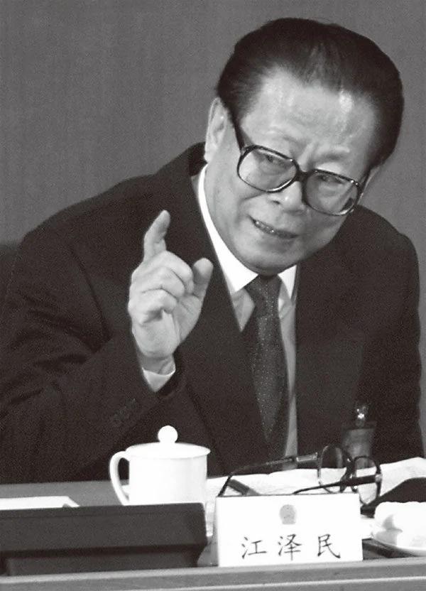 据报道,江泽民与其党羽一直强烈抵抗财产申报制度(网络图片)