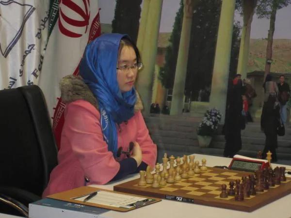 中国第五位世界棋后诞生