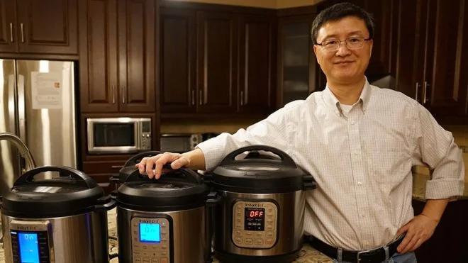 快煲电压力锅—那个风靡美加的网店名物