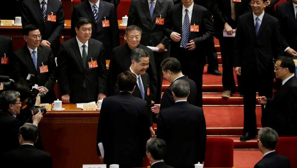 梁振英兼任政协副主席 贪腐调查会否受压考验一国两制