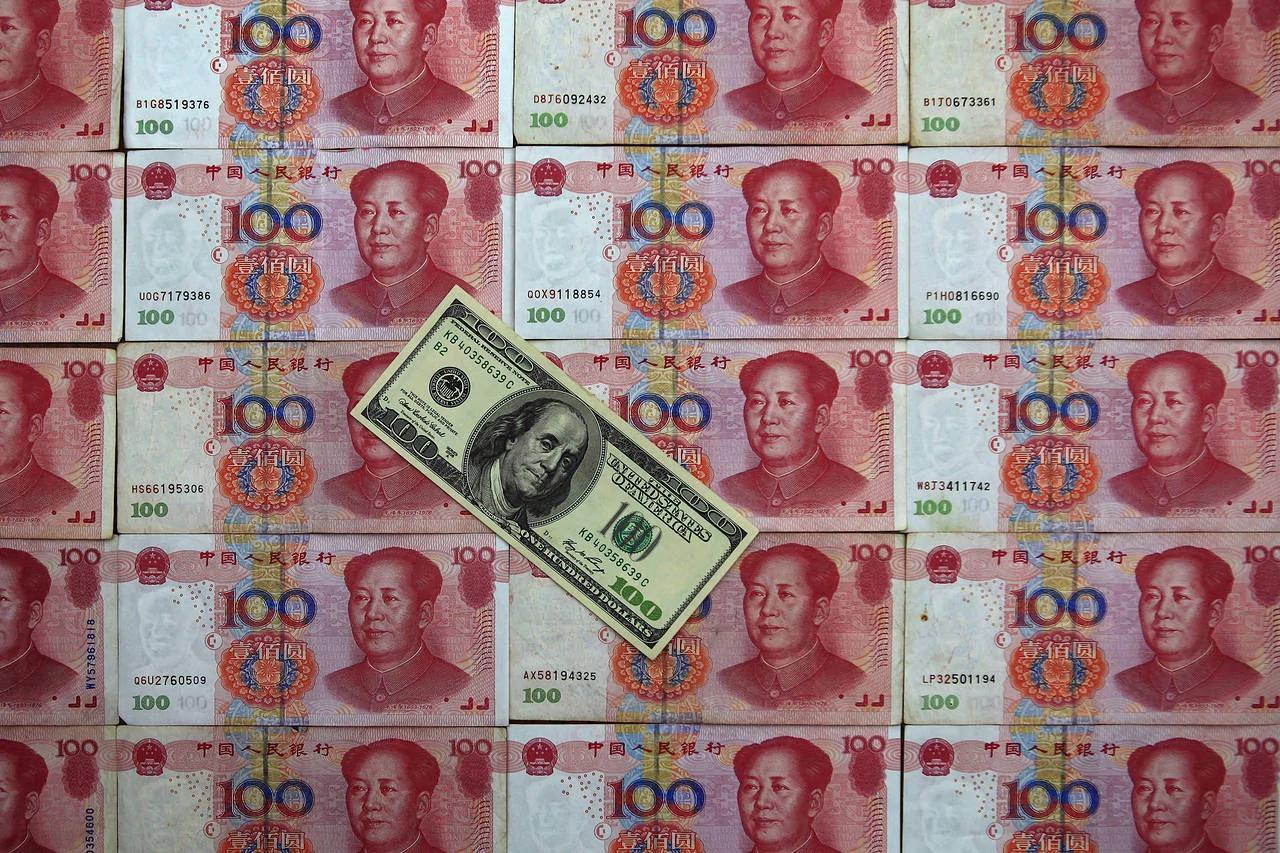 美联储加息信号可能再次抛给中国央行难题