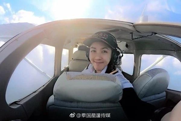 从修飞机到当空姐 再升格做机长 这名泰国女子经历太励志
