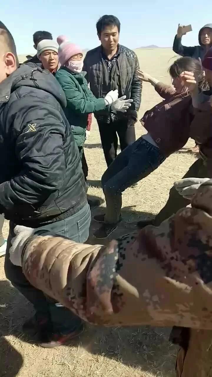内蒙古阿鲁科尔沁旗汉、蒙冲突 两牧民伤重入院