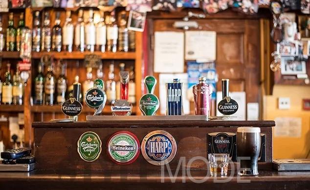 爱尔兰酒吧最受欢迎8种美味在这里
