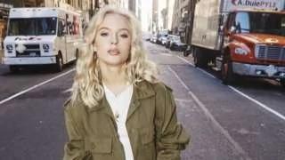 """常遭""""鬼压床"""" 瑞典女歌手决心唱红全球?"""