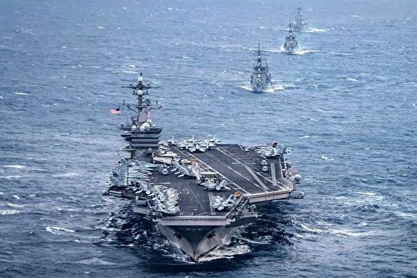 导弹无人机和特种兵 美韩军演展现精锐兵力