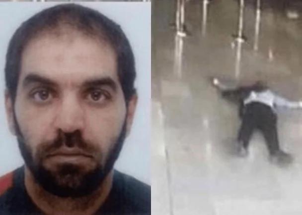 巴黎机场恐袭 凶徒枪指女生 高喊为真主而死
