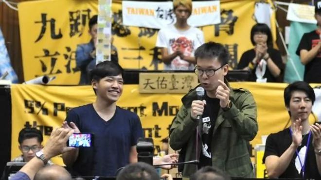 台湾318三周年 学运领袖谈对政府期许