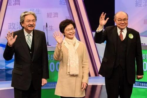 特首宣战倒计时 林郑月娥支持率仅1.5%