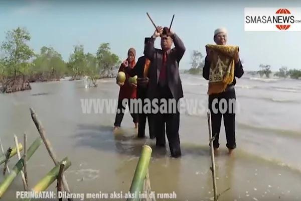 金正男遇刺身亡 大马男子携木棍、椰子保护国土 遭通缉