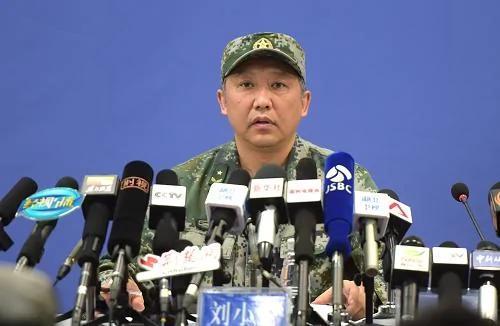 中共军方变动 刘小午任西部战区副司令