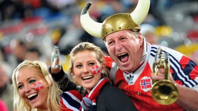 世界幸福指数排名 挪威第1 中国第79
