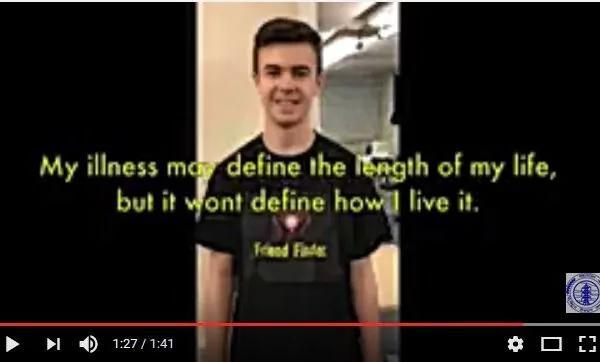 英16岁少年的生日视频为何打动六百万人心