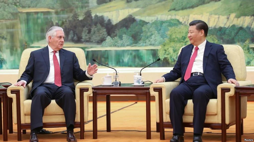 蒂勒森访北京 学者:打仗非美首选