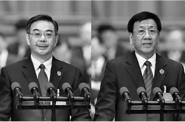 """港媒:两高被批""""重灾区"""" 习近平再出手清洗政法系"""