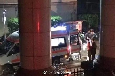 """广东南医大学生杀死同学前曾""""打招呼"""":你们死定了"""
