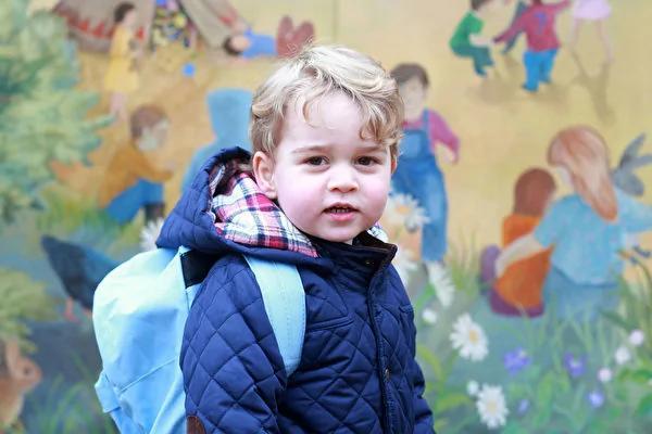 乔治王子9月上学 威廉凯特将搬回肯辛顿宫
