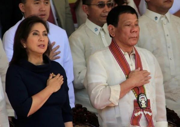 全球罕见!菲律宾正副总统同时面临弹劾案