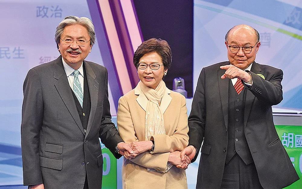 港首选战见分晓 习近平惨败?