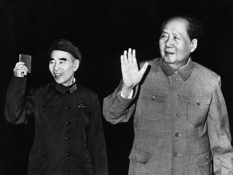 """被虚构出的毛泽东""""打草惊林彪"""""""