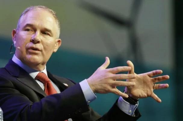 特朗普将签行政令 撤销前政府遏止暖化计划