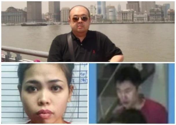 金正男遇刺:女被告指北韩疑犯曾具体指示她
