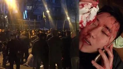 旅法中国人遭警击毙 35人示威被捕