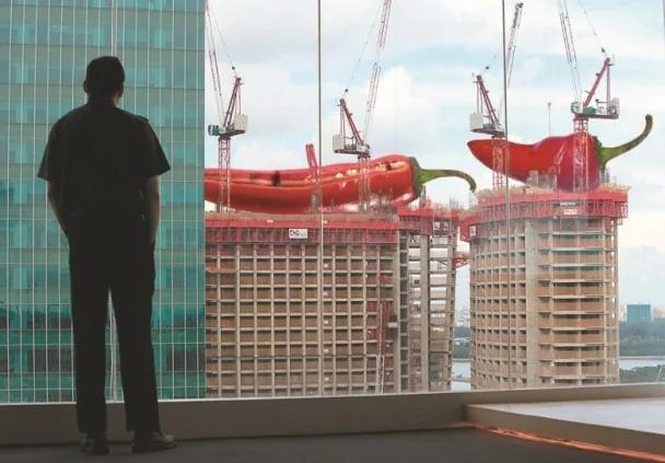 大行估香港楼市随时加辣 专家:苦了中产