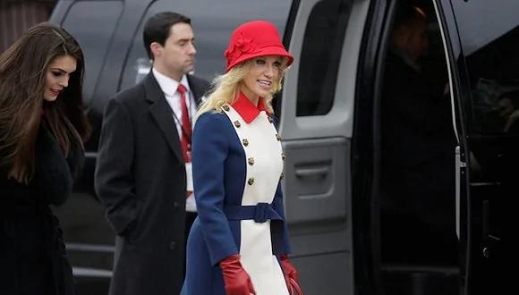 """从""""蓝莓小姐""""到""""影子第一夫人"""":她把特朗普送上宝座"""
