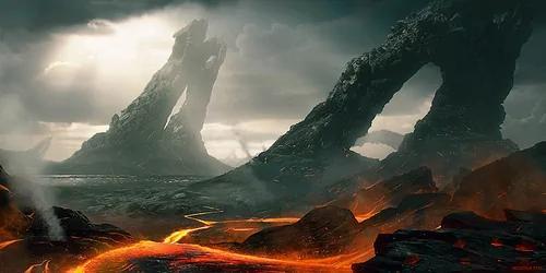 外媒:科学家在地球内部发现两个比圣母峰高100倍的神秘巨型结构!