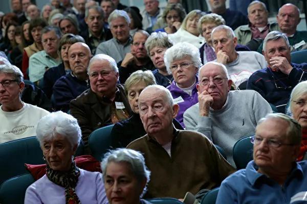 美国五大养老退休胜地 竟然是这里?