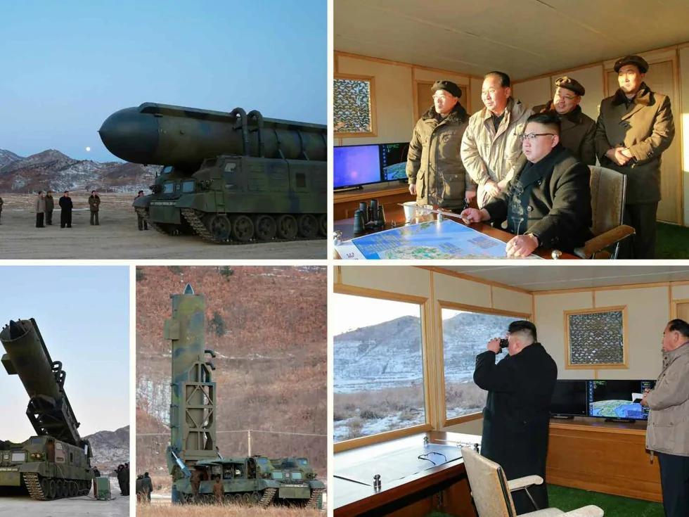 出大事?朝鲜上核导弹 川普要斩首金三胖?