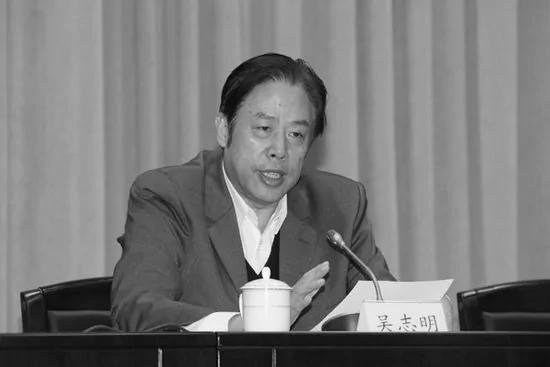"""近日,有两大信号直指上海""""政法王""""、江泽民的侄子吴志明。(网络图片)"""