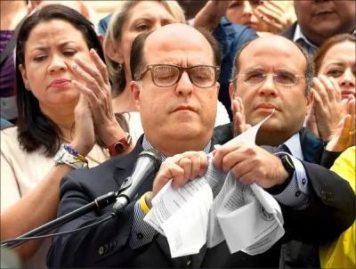 委内瑞拉「政变」 最高法院夺权取代国会