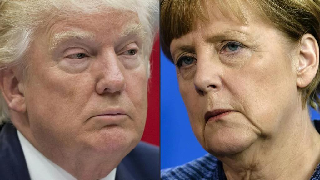 德国外长强烈反弹 美欧贸易战拉开序幕