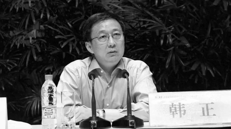 上海高层密集异动 下一目标或是指韩正?
