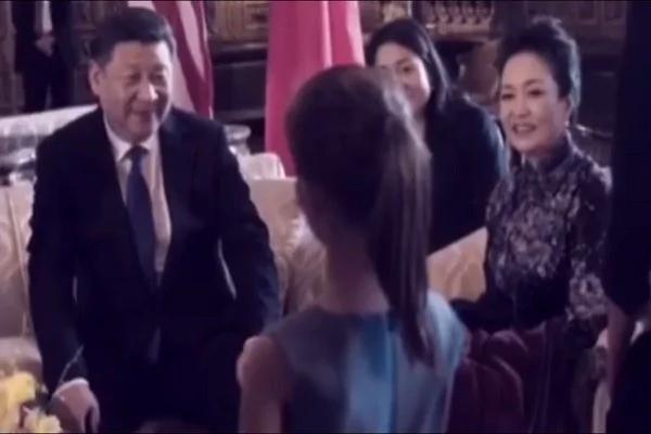 伊万卡女唱茉莉花视频爆红获习近平大赞