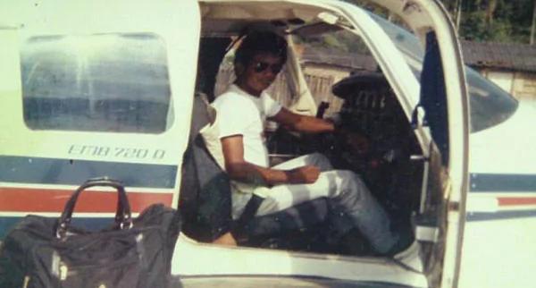 巴西最幸运飞行员:曾遇11次飞行事故大难不死
