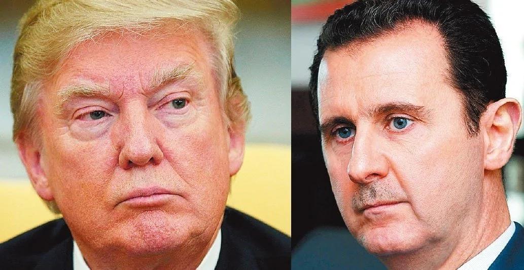 下令攻击叙利亚彭博社:川普最像总统时刻