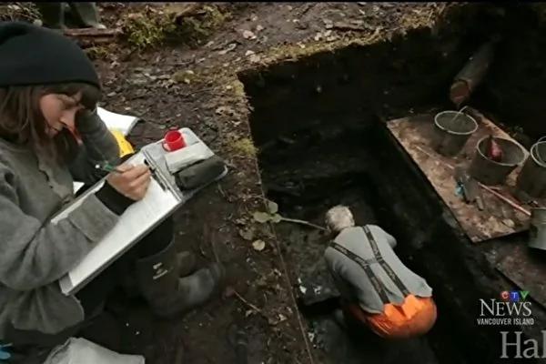 比金字塔还古老 加国发现1.4万年前古村落