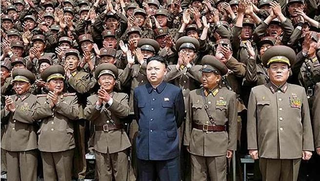 弹丸朝鲜军力如何?与韩国大比拚 令人吃惊