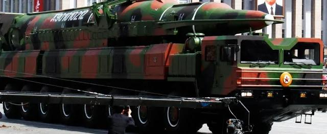 港媒:不灭朝核对华威胁更大