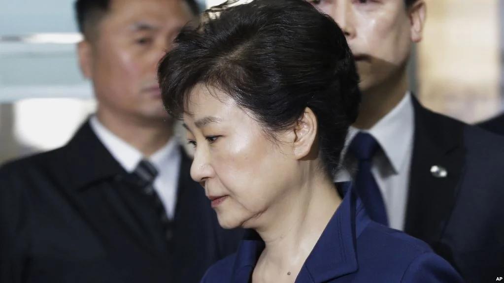 朴槿惠被提起公诉 罪成或将终身监禁