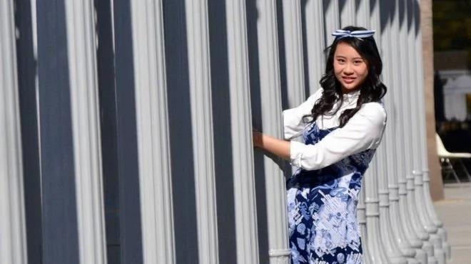 华裔女生凭这篇作文 获8所常春藤名校录取