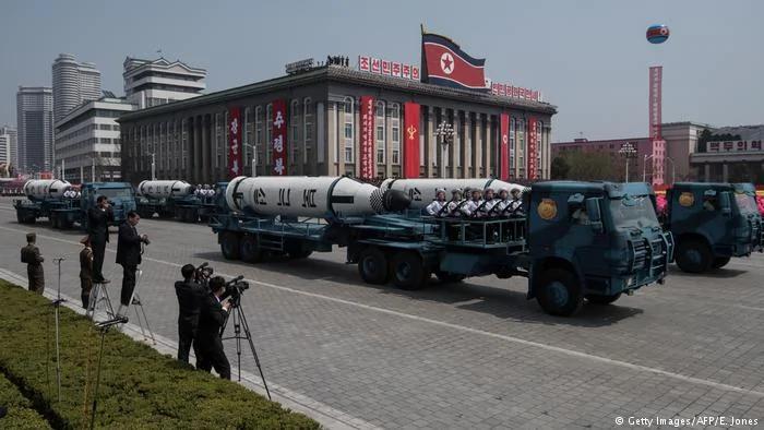 朝鲜放话密集核试 港媒曝坦克已服役72年 人日爆导弹试射成功率低的惊人