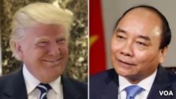 川普邀请越南总理访美