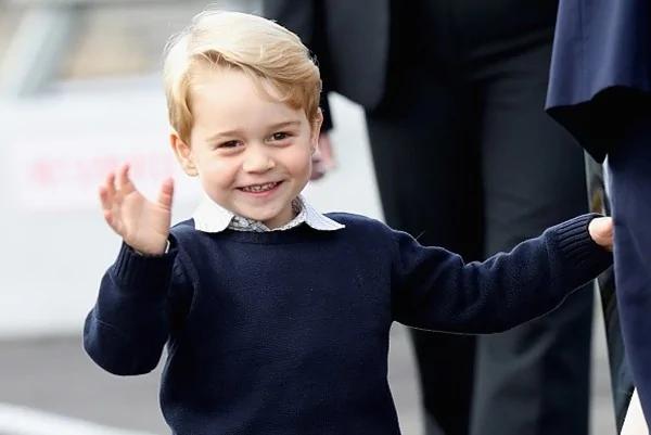 乔治小王子要上学啦!就读学校校规好特别。图为资料图片。(Chris Jackson/Getty Images)
