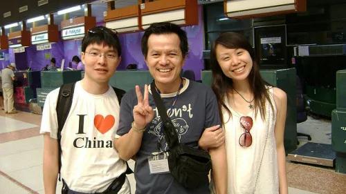 """中国人在泰国参加""""黑导游""""培训被捕"""